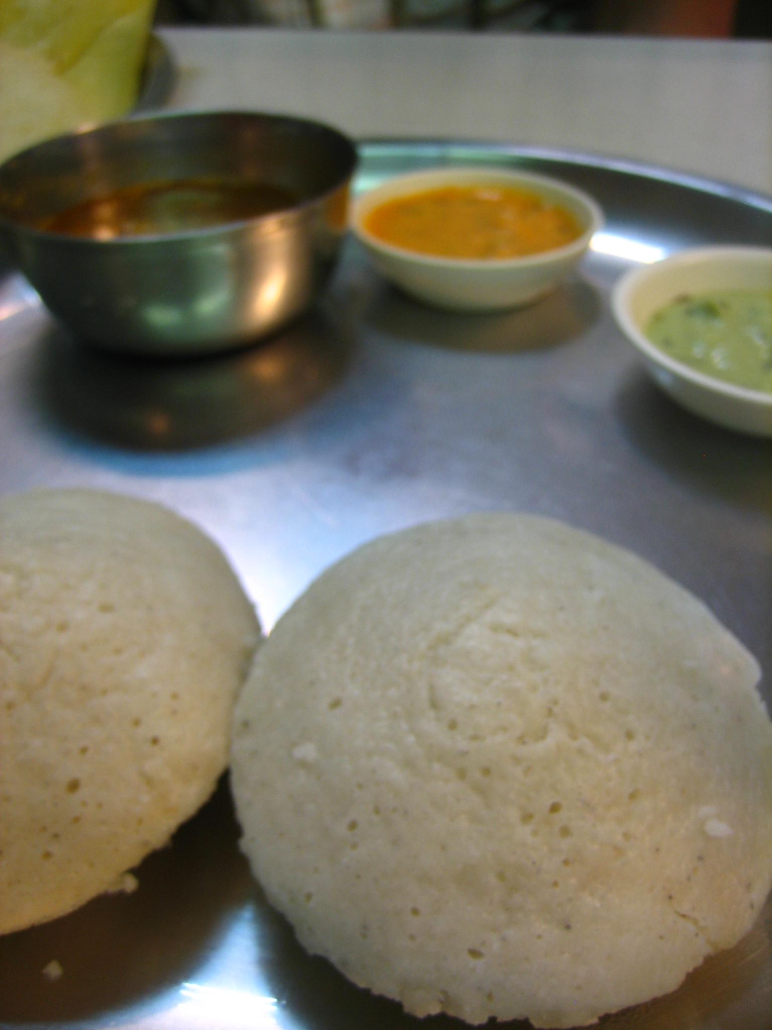 iddly-sambar