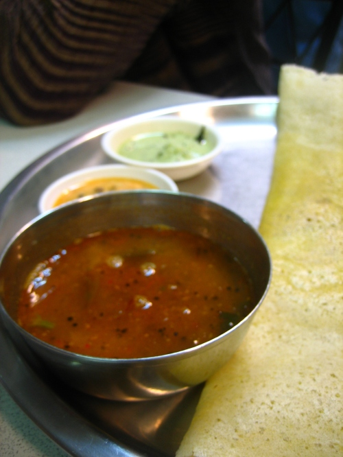 sambar-and-dosa