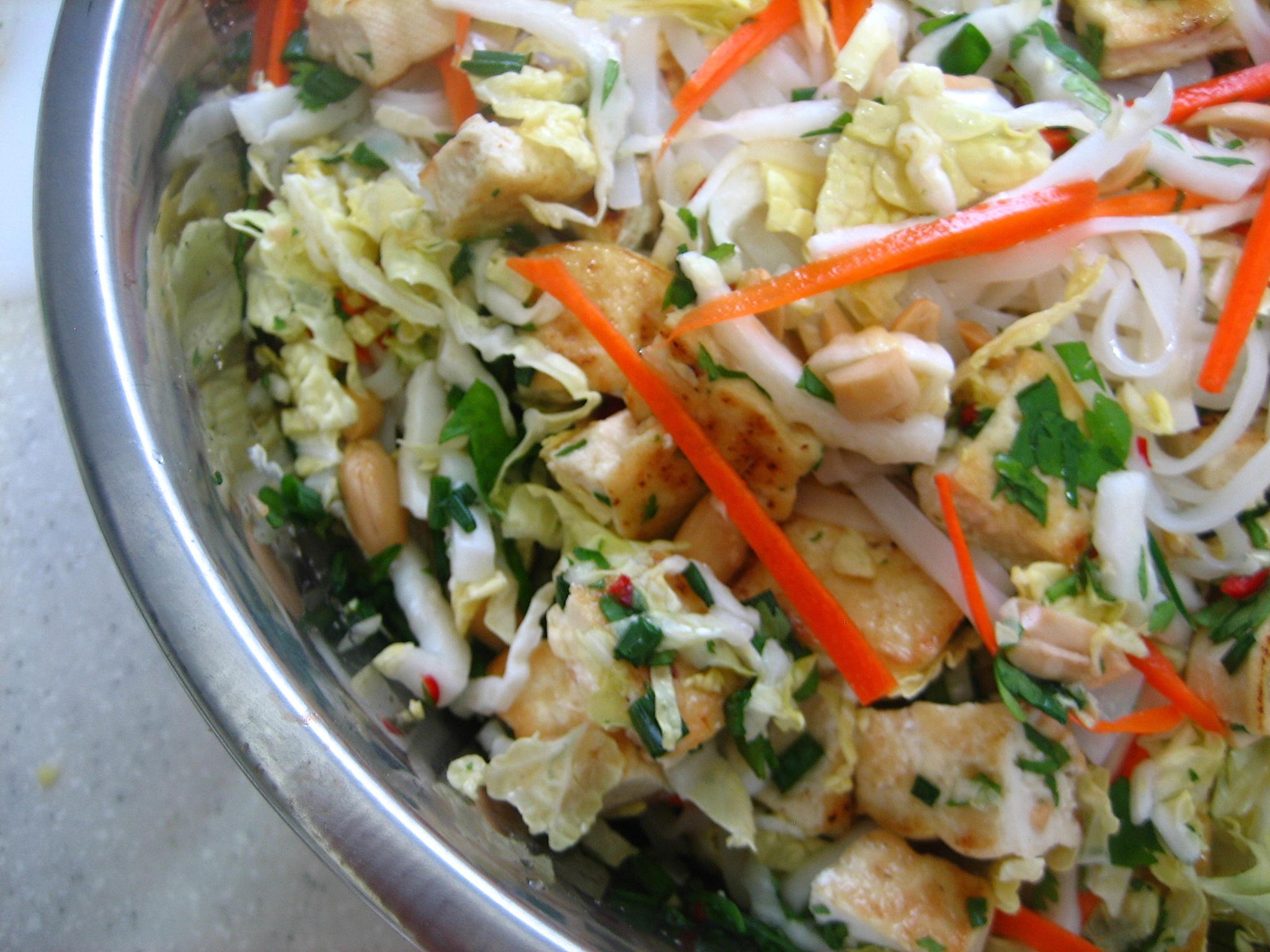 Thai Noodle Salad 1
