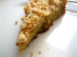 Banana Coffee Cake 4
