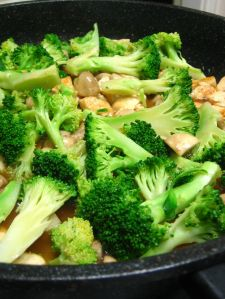 tofubroccoli