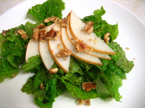 asian pear salad1