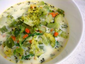 veg soup